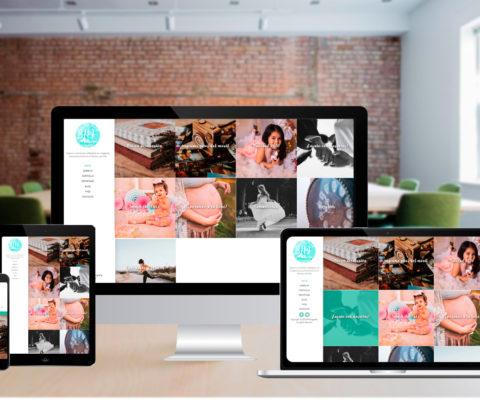 Diseño Web – BHFotografía