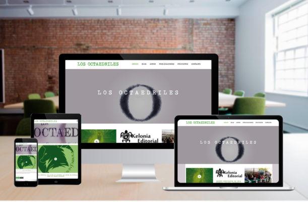 Diseño Web – Los Octaedriles